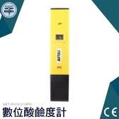 利器五金 筆式PH計電導率儀酸鹼度測試儀 浴缸水族水質檢測儀 PH14