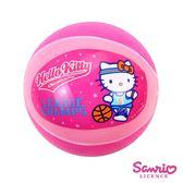 《巧天工》凱蒂貓KITTY 6吋PVC安全籃球 HAA40036