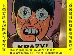 二手書博民逛書店KRAZY! KRAZY!罕見 THE DELIRIOUS WORLD OF ANIME + COMICS+ VI