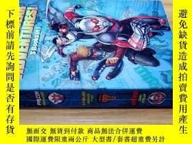 二手書博民逛書店英文原版罕見復仇者聯盟 Spectacular Adventures 3 Books in 1 3本合1 星爵 蟻