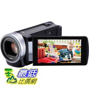 [103美國直購] JVC 數字視頻 GZ-E200BUS1080p HD Everio Digital Video CameraVideo Camera