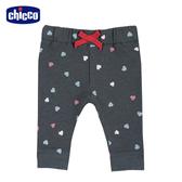 chicco-TO BE Baby-愛心束口長褲
