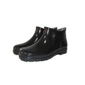 黑色雨鞋雨靴男士高筒中筒短筒低幫鞋水靴套鞋防水耐磨防滑