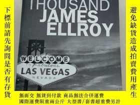 二手書博民逛書店The罕見Cold Six Thousand James Ell
