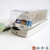 光盤盒CD包大容量DVD光碟盒CD盒碟片收納盒帶鎖盒子【淘夢屋】