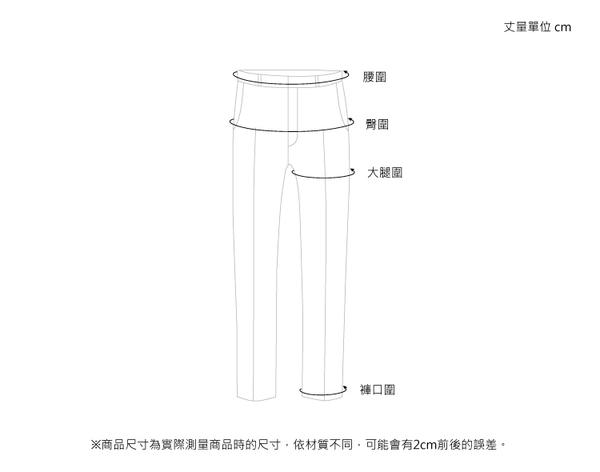 SST&C 男裝 米蘭系列灰紋理修身西裝褲   0212010003