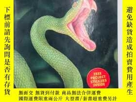 二手書博民逛書店INVESTIGATE罕見SNAKES 蛇Y19139 dr.david kirshner periplus