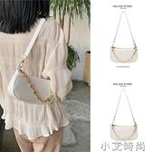 夏季小ck白色法棍包法式腋下包包女2020新款潮小眾百搭斜挎單肩包 小艾時尚