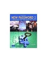 二手書博民逛書店《New Password 2: A Reading and V