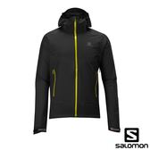 [法國SALOMON] Tournette Shell Jacket 男性2.5L防水外套 (黑)  328792