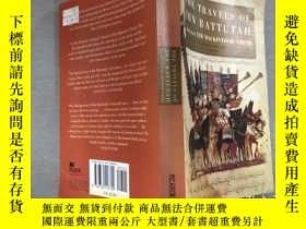 二手書博民逛書店The罕見Travels of Ibn BattutahY320