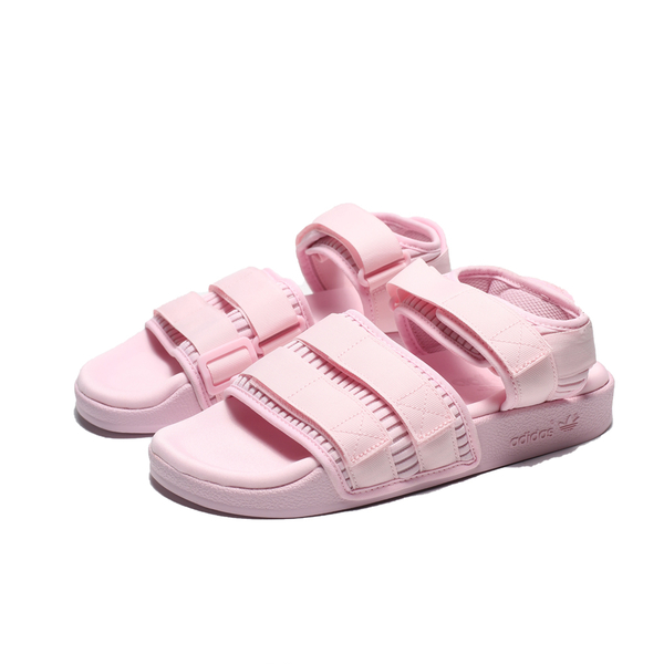 ADIDAS ORIGINALS ADILETTE SANDAL 2.0 W 全粉 涼鞋 女 (布魯克林) CG6151