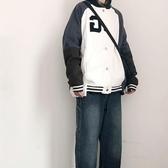 工裝短外套女春秋2019新款寬鬆bf夾克港風情侶裝加厚棒球服上衣 嬌糖小屋