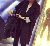 春秋季新款韓版時尚氣質百搭雙排扣