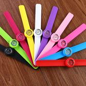 一件8折免運 小學生男孩女孩兒童啪啪圈手錶 可愛兒童玩具錶拍拍錶石英果凍錶