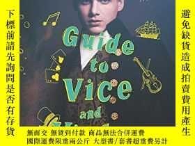 二手書博民逛書店The罕見Gentleman s Guide To Vice And VirtueY256260 Macken