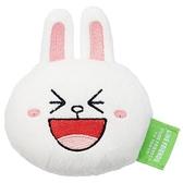 LINE 臉型磁鐵 兔兔 01_TA28276