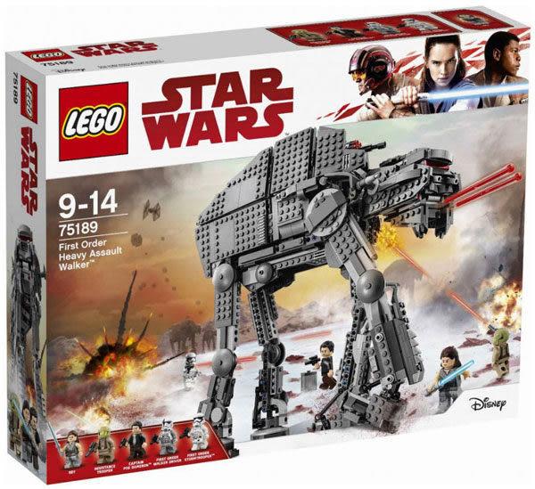 樂高積木 LEGO《 LT75189 》STAR WARS 星際大戰系列 - 第一軍團重型裝甲走獸 ╭★ JOYBUS玩具百貨