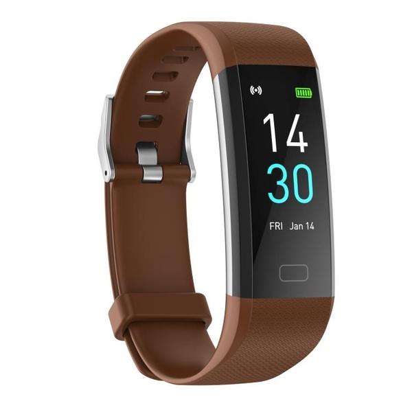 新款S5二代測體溫手環計防水 智慧手環【新年特惠】