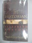 【書寶二手書T9/原文小說_LAC】The Historian_Elizabeth Kostova