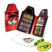 美國Crayola繪兒樂 蠟筆娃娃禮盒組 得意紅 麗翔親子館