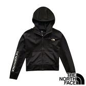 【THE NORTH FACE 美國】女 連帽外套『JK3 黑』NF0A49A7 戶外 登山 旅行 通勤 防風 保暖