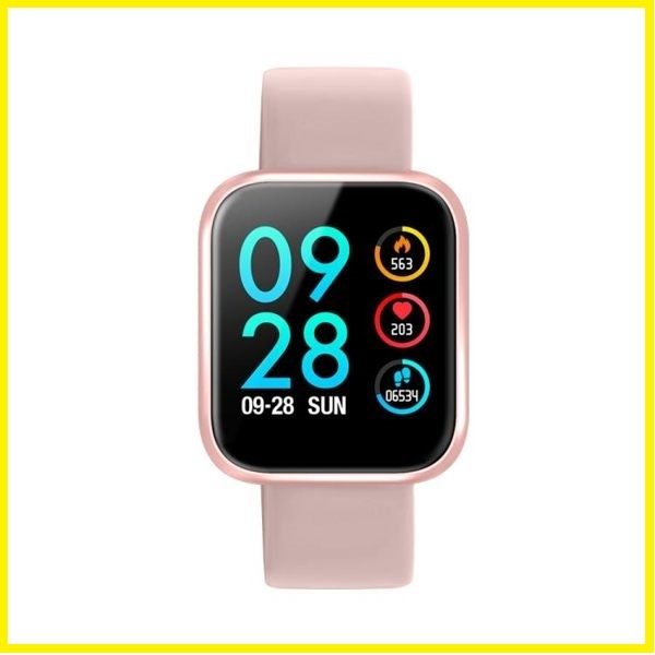 智慧手錶 現貨 P70智慧手環 測血壓心率睡眠健康彩屏運動手錶多功能藍牙記計步器igo