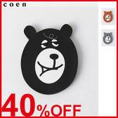 化妝鏡 coen Bear【coen】