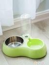 貓碗狗碗雙碗寵物食盆不銹鋼自動飲水器貓盆狗糧盆餵食器寵物用品 新春禮物