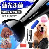 狗狗吹風機寵物專用大功率吹毛神器金毛泰迪貓咪小型大型犬吹水機 IGO 220V