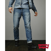 Levis 男款 514 低腰合身直筒牛仔長褲 / 彈性布料 / 刷白 / 延續款