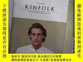 二手書博民逛書店KINFOLK罕見VOLUME THRTEEMY203004
