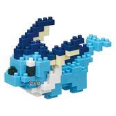 《 Nano Block 迷你積木 》【 神奇寶貝 系列 】 NBPM - 020 水精靈 ╭★ JOYBUS玩具百貨