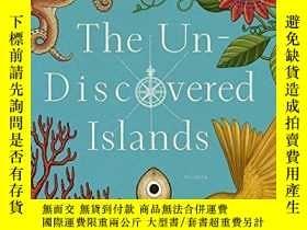 二手書博民逛書店The罕見Un-discovered IslandsY256260 Malachy Tallack Picad