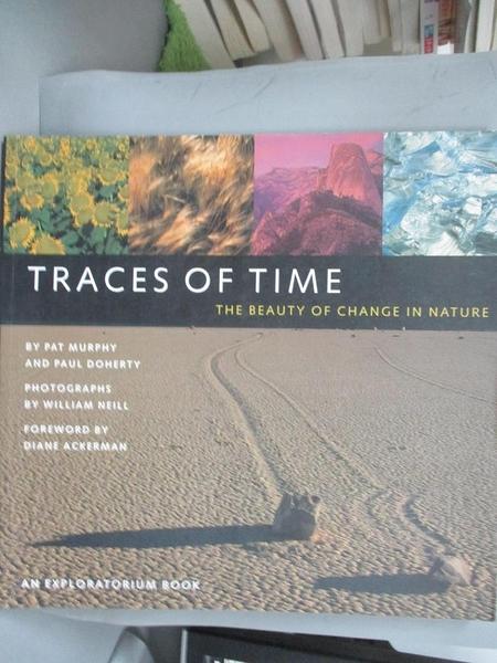 【書寶二手書T1/動植物_QIN】Traces of Time_Murphy