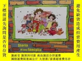 二手書博民逛書店Storia罕見di una famigliaY201150 Sara Agostini etc. GRIB