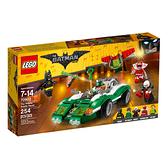 70903【LEGO 樂高積木】超級英雄 Super Heroes-Batman 蝙蝠俠 謎天大聖的跑車