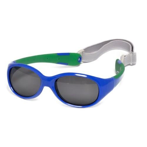 美國RKS 探險家太陽眼鏡2-4歲 綠深藍