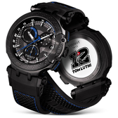 TISSOT天梭 T-RACE THOMAS LUTHI 2018 限量賽車錶 T1154173706102