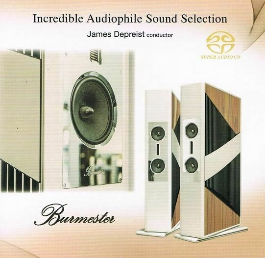 【停看聽音響唱片】【SACD】Burmester - Art For The Ear Incredible Audiophile Sound Selection