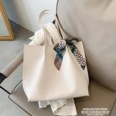 子母包 北包包夏季大容量包包女2021新款韓版百搭側背包子母包時尚托特包 萊俐亞