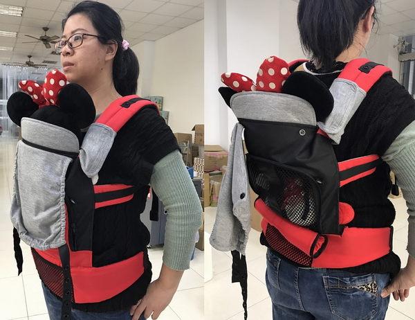 中華批發網-HWS-GBD16-evenflo嬰兒揹巾