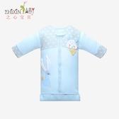 嬰兒睡袋秋冬季加厚多功能防踢被男女兒童可拆卸新生幼兒寶寶保暖