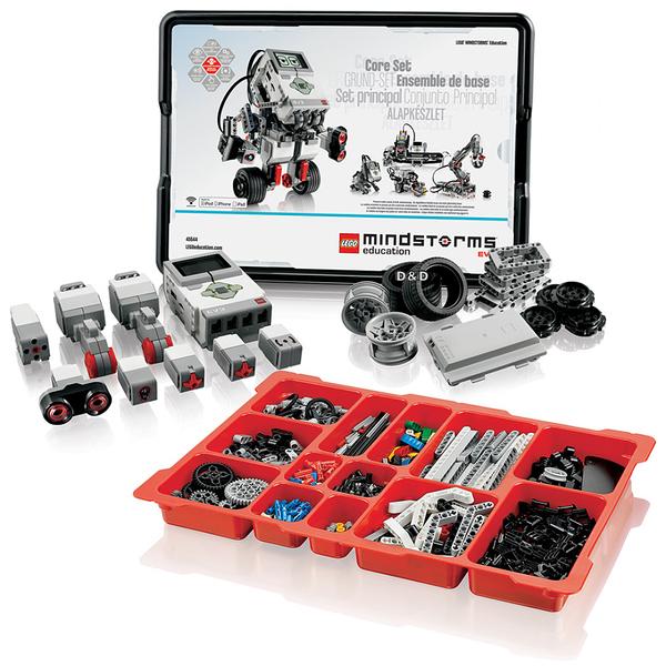 樂高積木 LEGO《 LT45544 》Education 系列 - EV3教育核心組╭★ JOYBUS玩具百貨