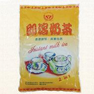 品皇即溶奶茶 二合一 商用包 500g裝