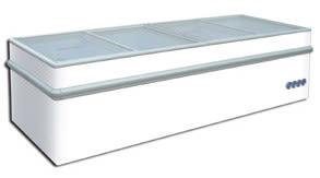義大利IARP海島型冷凍櫃【8尺5冰櫃】型號:Gamma-250S