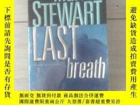 二手書博民逛書店mariah罕見stewart last breathY7093
