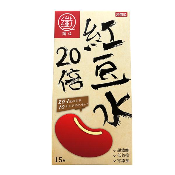 紅豆水 纖Q好手藝【康是美】