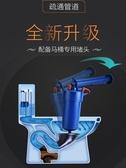 疏通器下水道管道工具神器一炮通高壓廁所馬桶吸坐便器堵塞 熊熊物語