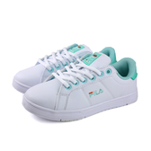 FILA 運動鞋 休閒鞋 女鞋 白色 綠色內裡 5-C302T-133 no060